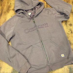 womens Carhartt sweatshirt sz large